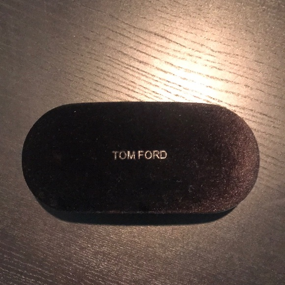 cc5151d27800 Brand new Tom Ford sunglasses case. M 5a68daf485e60533a2e56418. Other  Accessories ...